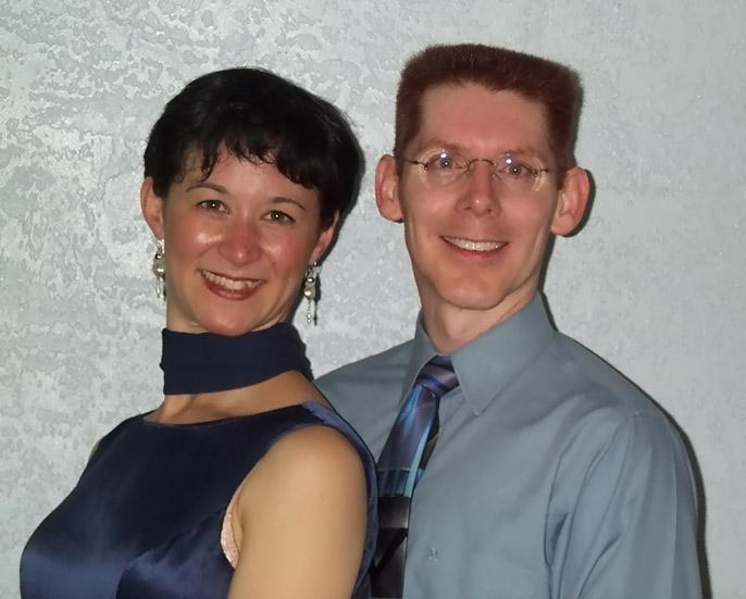 Richard Lamberty & Alise Halbert